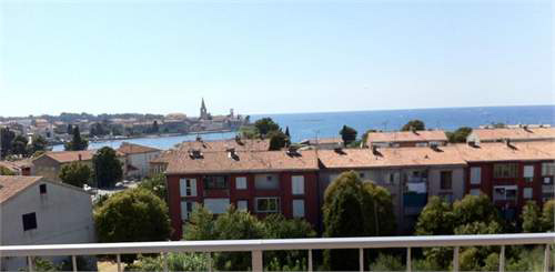 porec penthouse - Croatia property for sale