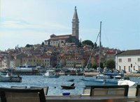 Rovinj townhouse- Property in Croatia
