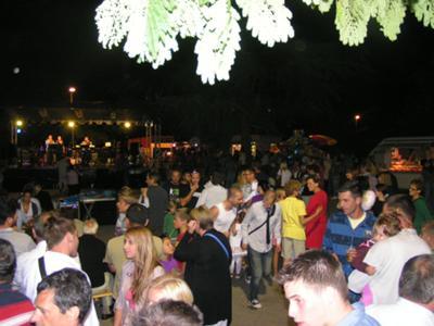 Festivals in summer