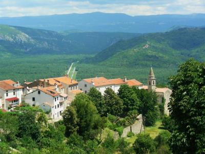 View From Motovun